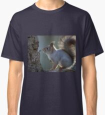 To be or not to be. Eurasian red squirrel Classic T-Shirt