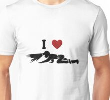 I HEART COAL MINERS Unisex T-Shirt