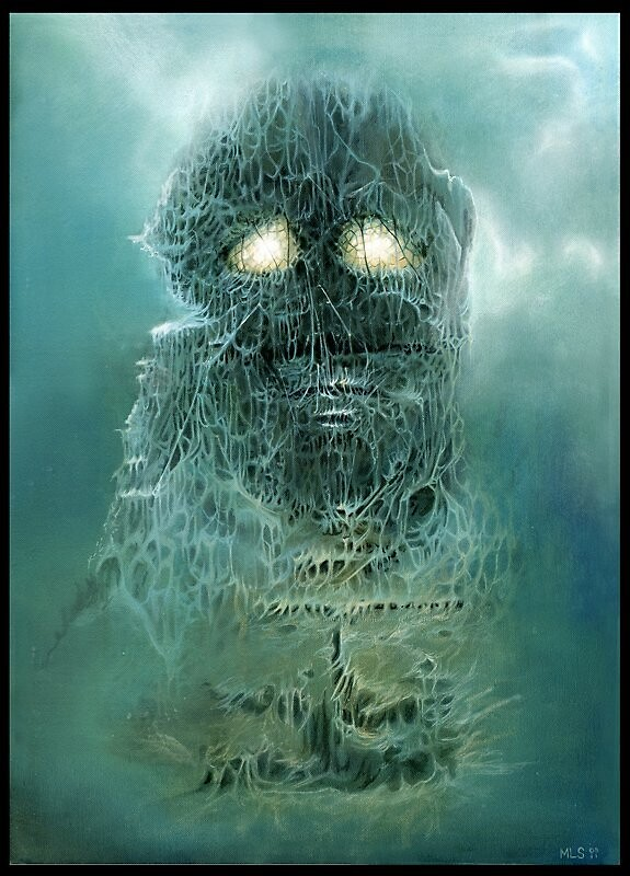 '9' (The Watcher) by Martin Lynch-Smith