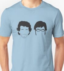 Flight of the Conchords Silly-ettes Unisex T-Shirt