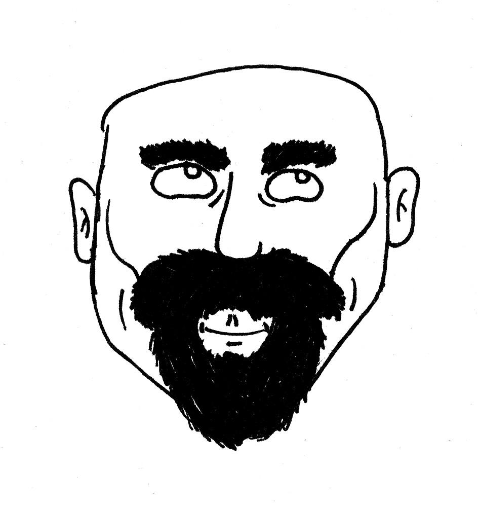 beard by halfoften