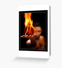 PROMETHEUS: OFFERING OR PROVOCATION? Greeting Card