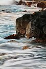 receding waves by Flux Photography