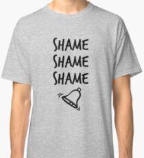 Shame. Shame. Shame. (ring) Classic T-Shirt