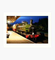 6430 in Buckfastleigh Art Print