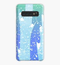 Wintery Trees Case/Skin for Samsung Galaxy