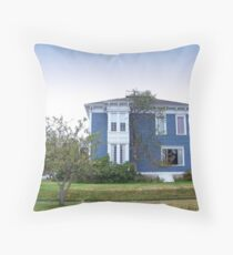 PT Victorian Home Throw Pillow