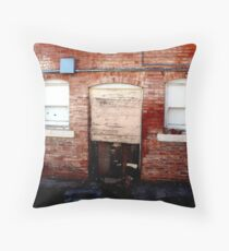 Space For Rent Throw Pillow
