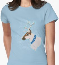 Reindeer Fitted T-Shirt