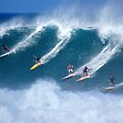 Waimea Full Flight by kevin smith  skystudiohawaii