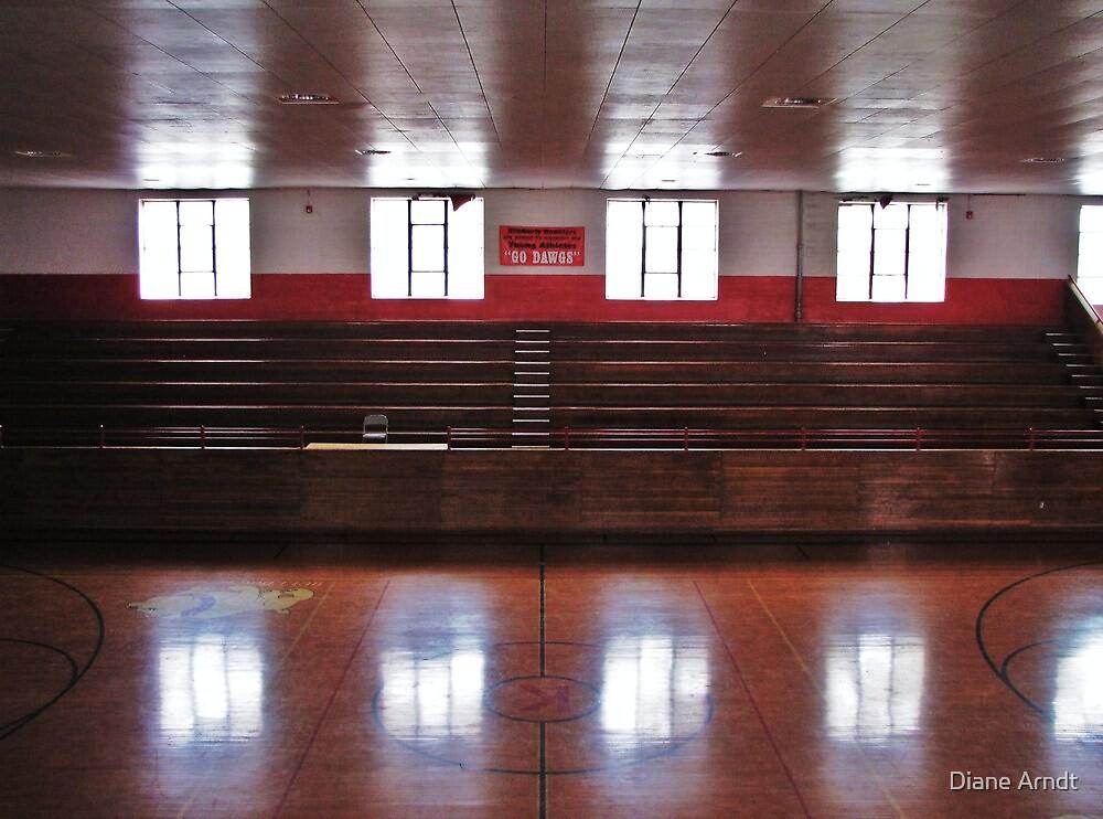 High Polish...Gym. Kimberly, Idaho...Built 1946 by Diane Arndt