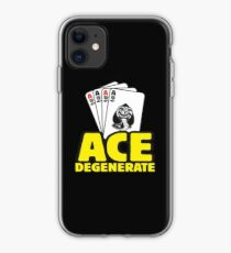 Ace Degenerate iPhone Case
