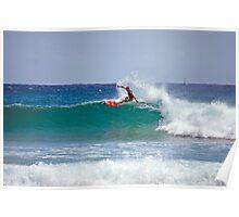 Quicksilver Pro - Gold Coast - Australia Poster