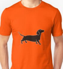Connect The Doxie Dots Unisex T-Shirt