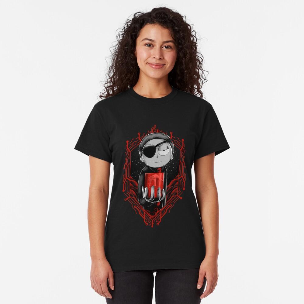 Evil Morty Classic T-Shirt