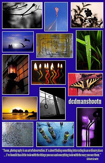 """ordinary"" things - Elliott Erwitt quote collage by dedmanshootn"