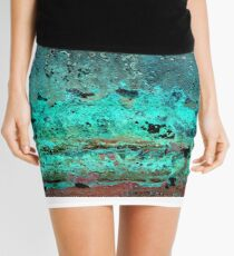 Abstract Breakers Mini Skirt
