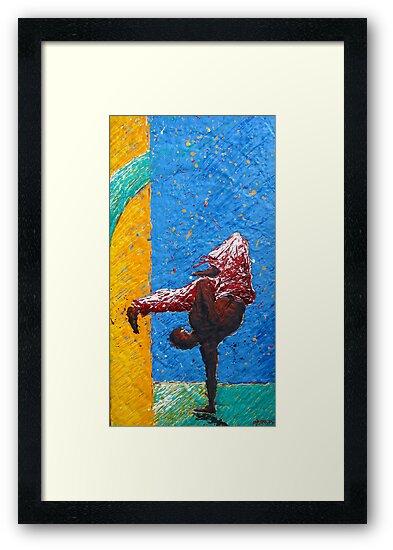 Capoeira  by cheska