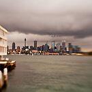 Rainy Day In Sydney by Raoul Isidro