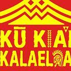Ku Kia'i Kalaeloa T Shirt by Rhonda  P. Varner