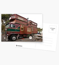 Now THAT'S a Motorhome Postcards