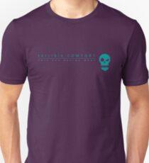 Terrible Comfort Salt Tax - teal T-Shirt