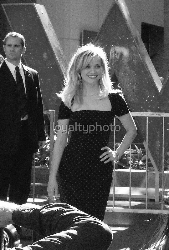 REESE WITHERSPOON  by loyaltyphoto