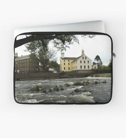 Across the river Laptop Sleeve