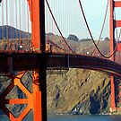 Golden Gate by Harry Oldmeadow