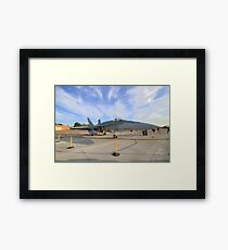 Hornet at the Newcastle Airshow 2010 Framed Print