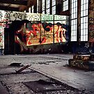 Old Power Station 6 by Trish Woodford