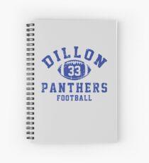 Cuaderno de espiral Dillon Panthers Football - 33