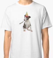 Bull Terrier Birthday Classic T-Shirt
