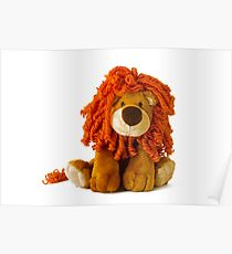 Lion Pets Poster
