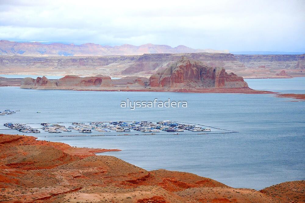 Lake Powell by alyssafadera