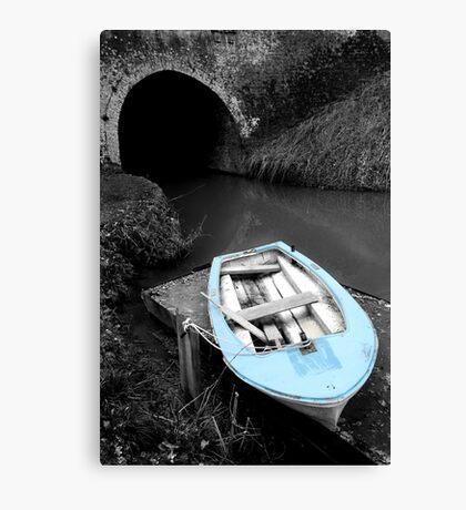 Mooring - Bruce Tunnel Canvas Print