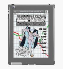 GraphMan iPad Case/Skin