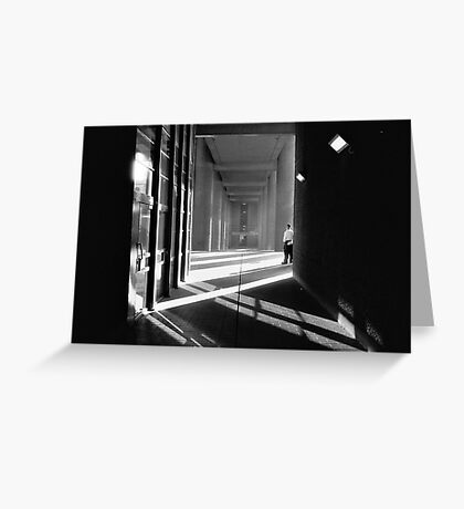 LONDON TRIP 35MM PT3 Greeting Card