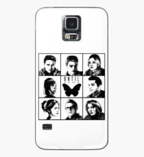 Until dawn - main characters Case/Skin for Samsung Galaxy