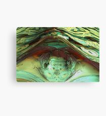 Into the Belly of the Beast Canvas Print