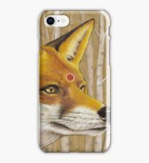 Mr Fox iPhone Case/Skin