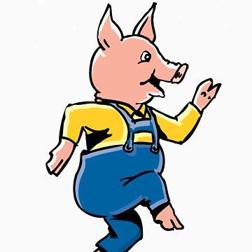 danceing pig by gudiashankar