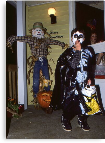 My Son, One Halloween by Phil Campus