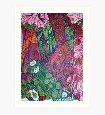 fairyland 1 Art Print