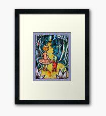 The Adventurers Framed Print