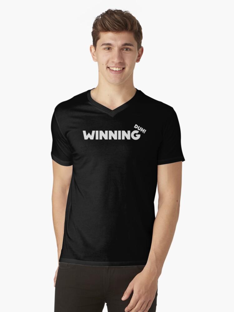 WINNING DUH! - WHITE by webart