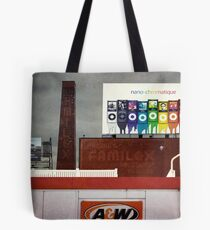 Urban Crazy Quilt Tote Bag