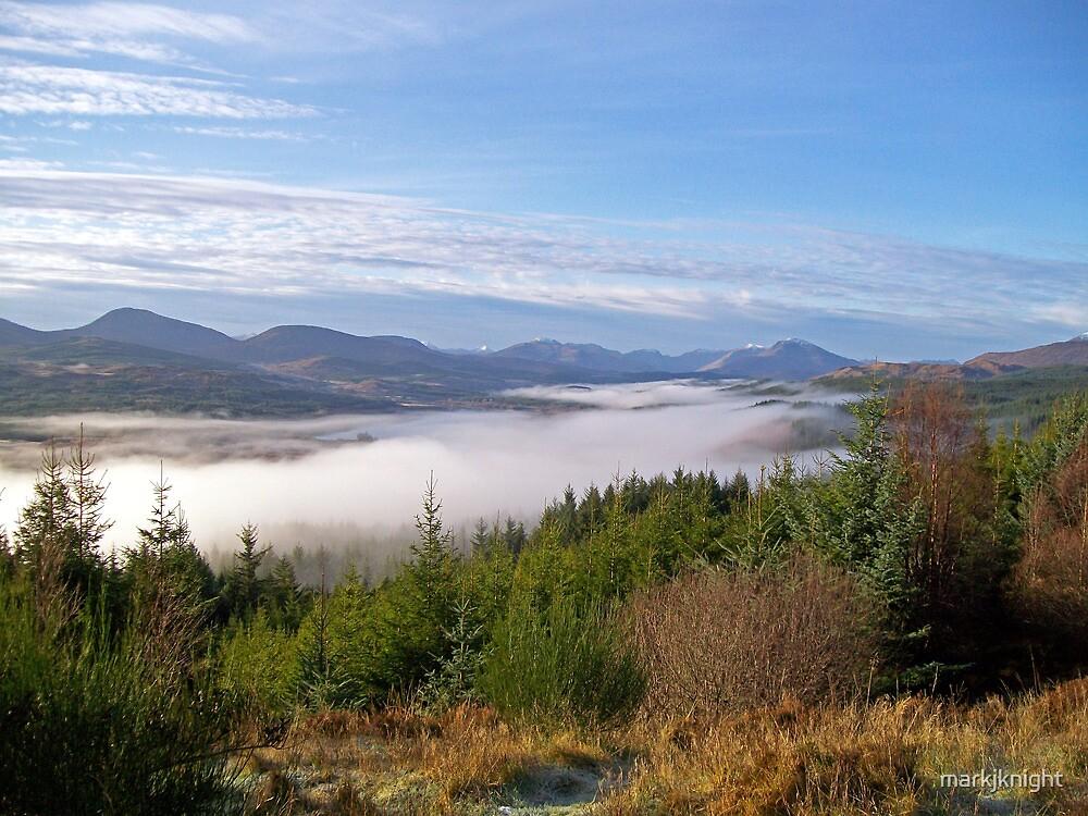 Scottish Mist by markjknight