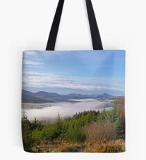 Scottish Mist Tote Bag
