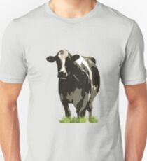 Cow in a Field 02 T-Shirt